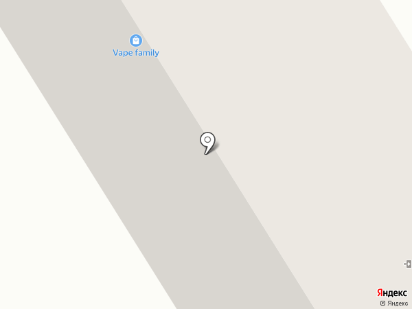 Лаверна на карте Елабуги