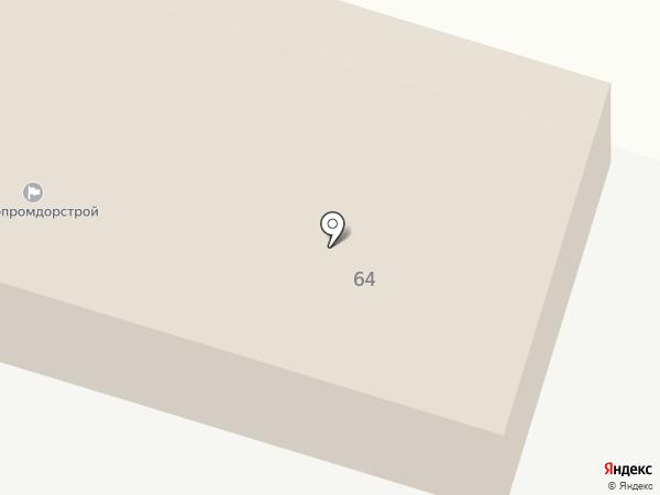 Елабугадорстрой на карте Елабуги