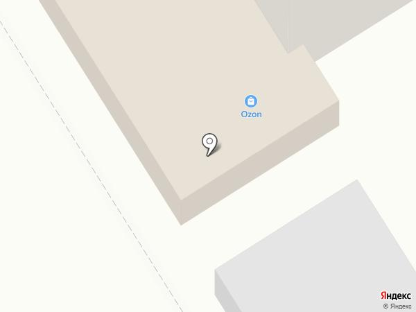 ХлебСоль на карте Елабуги