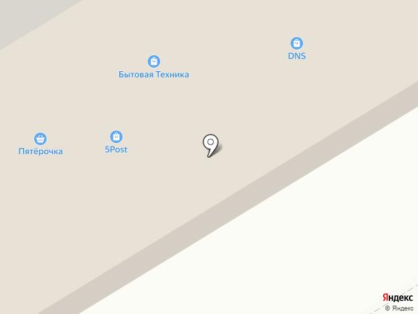 Domo на карте Елабуги