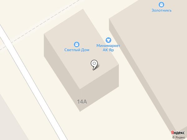 D.Miss на карте Елабуги