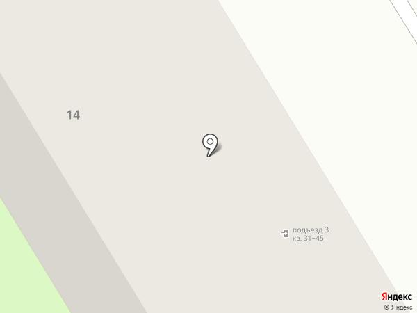 Юлдаш на карте Елабуги
