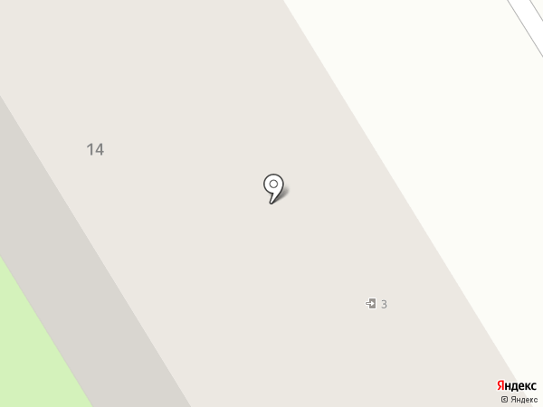Магазин канцтоваров на карте Елабуги
