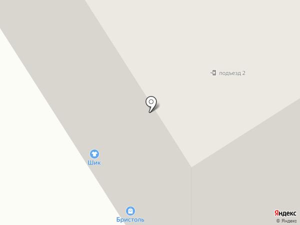 Элита на карте Елабуги