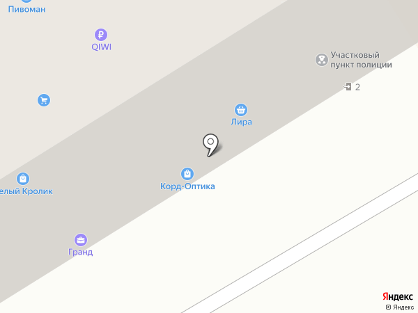 Опорный пункт полиции №5, ОВД по г. Елабуга на карте Елабуги