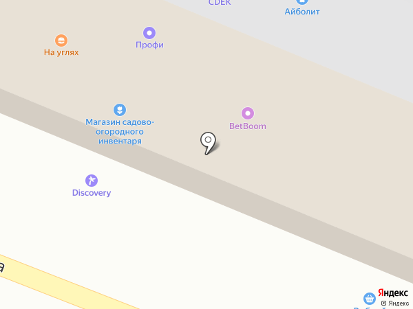 Exclusive на карте Елабуги