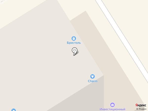 Charm на карте Елабуги