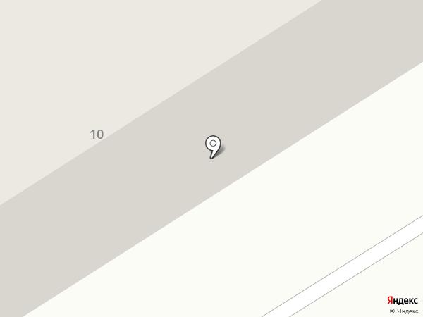 Городской архив на карте Елабуги