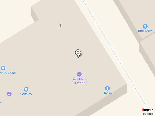 Tele2 на карте Елабуги