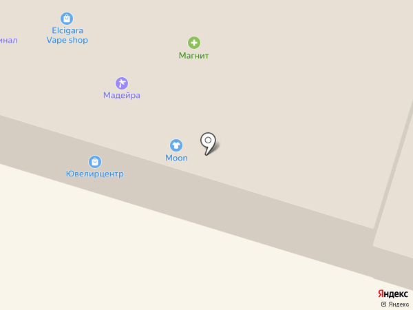 Ювелирцентр на карте Елабуги
