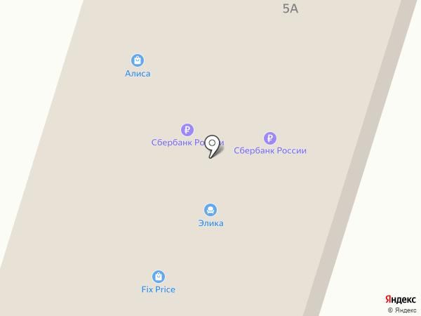 Ascona на карте Елабуги