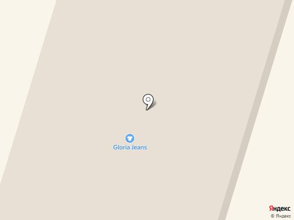 Ласка на карте Елабуги