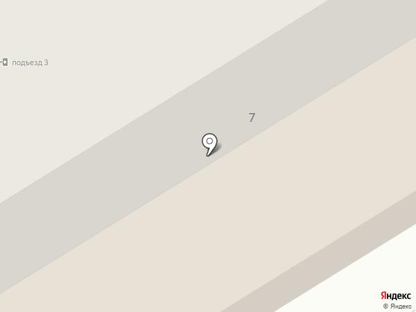 Электроцентр на карте Елабуги
