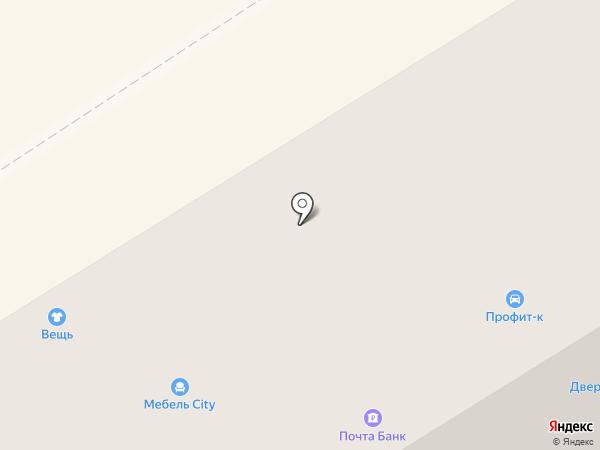 Konica на карте Елабуги