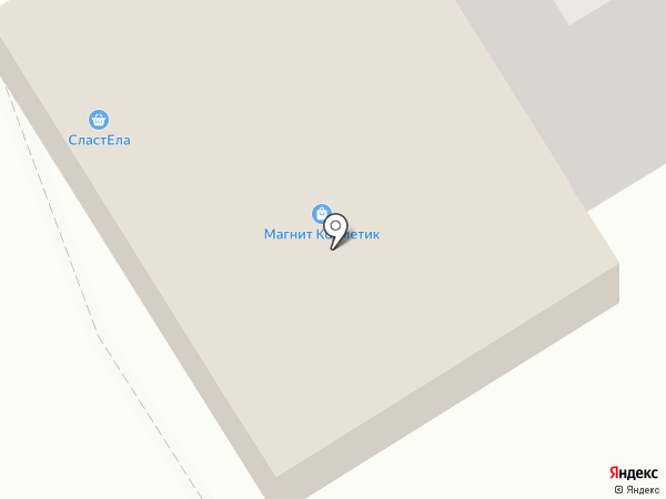Золотая Нива на карте Елабуги