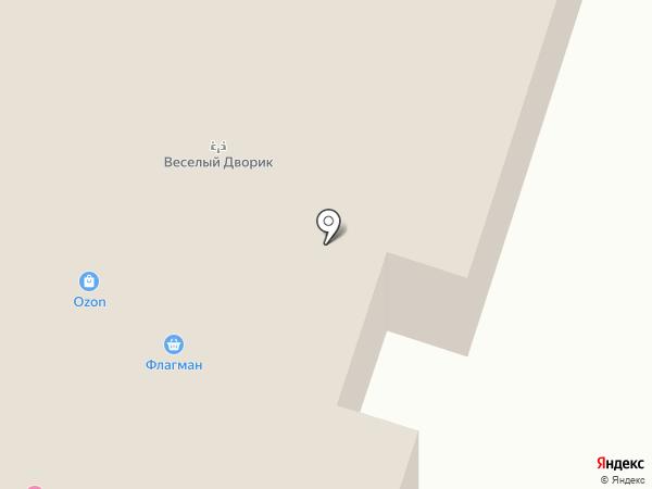 Авалон на карте Елабуги