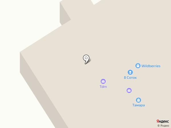 Гульнара на карте Елабуги