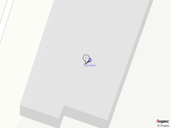 СТО на карте Елабуги