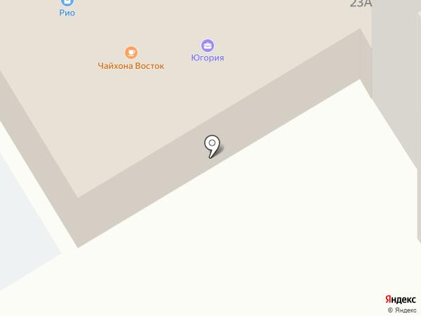 ДНС на карте Елабуги