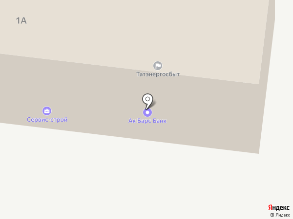 Татэнергосбыт на карте Елабуги