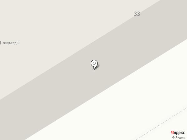 АБ Девон-кредит на карте Елабуги