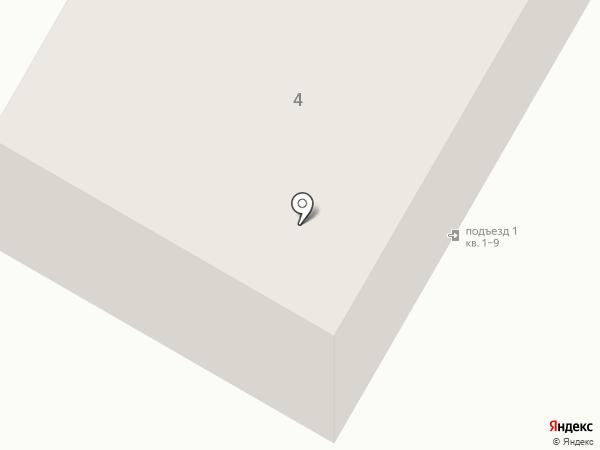 Дуслык на карте Елабуги