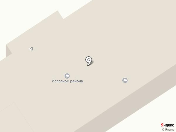 Совет Елабужского муниципального района на карте Елабуги