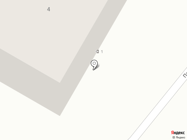 Дуслык, ТСЖ на карте Елабуги
