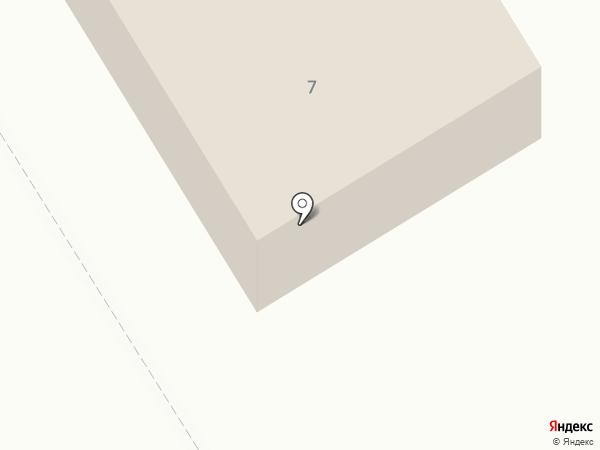Пельменная на карте Елабуги