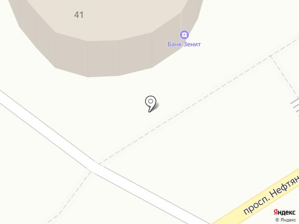 АБ Девон-кредит, ПАО на карте Елабуги