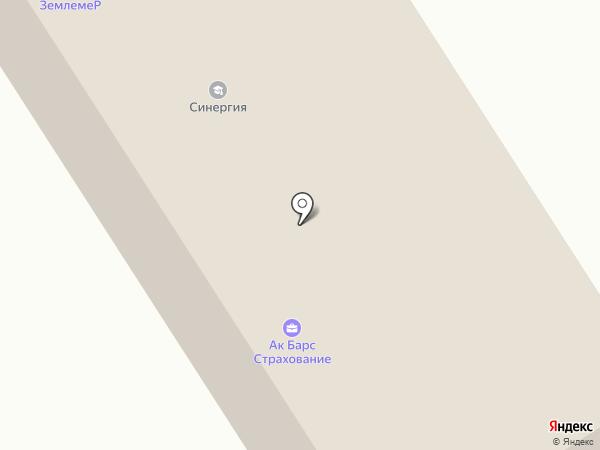 КНИТУ-КАИ на карте Елабуги