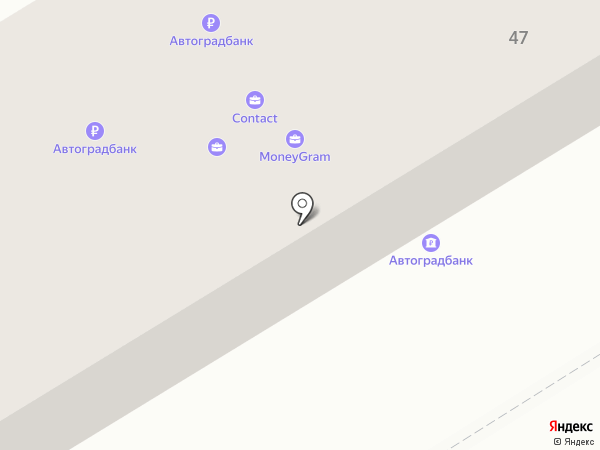 Автоградбанк на карте Елабуги