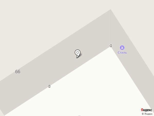 Аю на карте Елабуги
