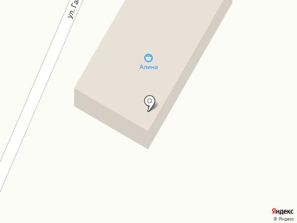Алина на карте Елабуги