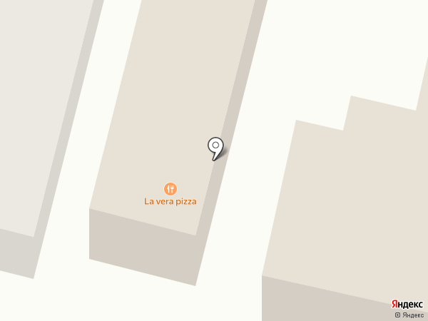 La vera pizza на карте Елабуги