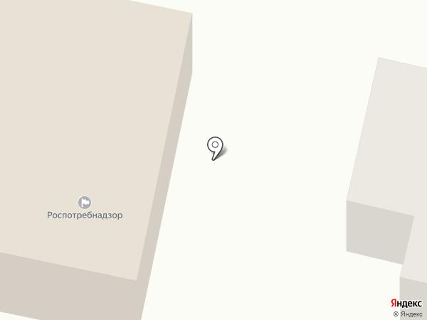 Территориальный отдел Управления Федеральной службы по надзору в сфере защиты прав потребителей и благополучия человека по Республике Татарстан в Елабужском, Агрызком районах на карте Елабуги