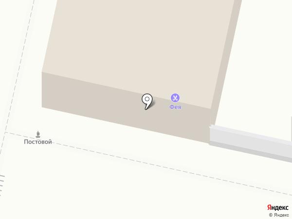 Фея на карте Елабуги