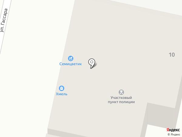 Эра на карте Елабуги