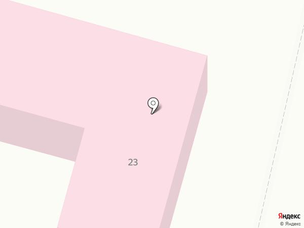 Елабужская городская поликлиника на карте Елабуги