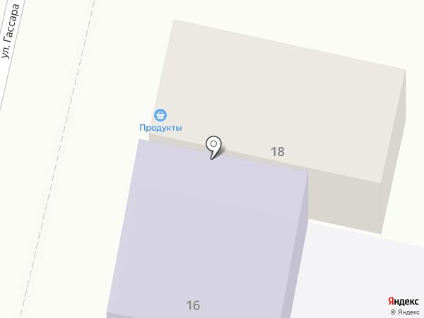 Продуктовый магазин на карте Елабуги