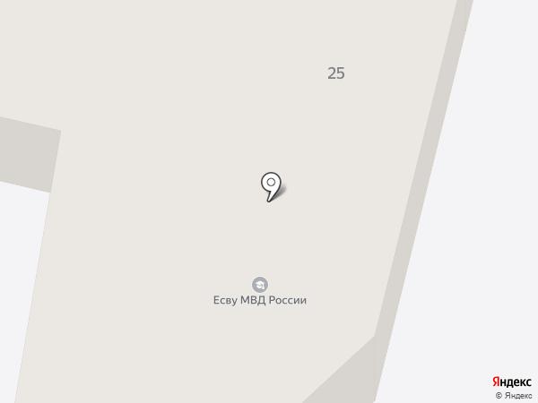 Елабужское суворовское военное училище МВД РФ на карте Елабуги