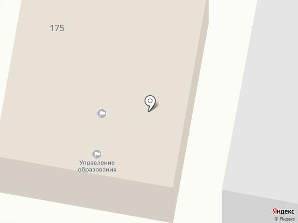 Управление образования исполнительного комитета Елабужского муниципального района на карте Елабуги