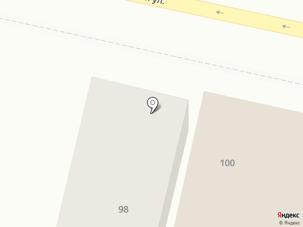 Экспертно-оценочная компания на карте Елабуги
