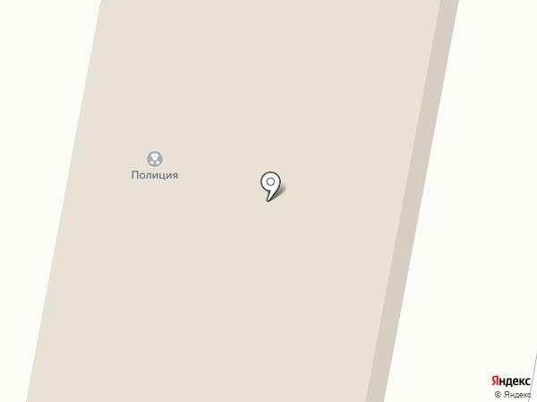 ОВД по Елабужскому району на карте Елабуги