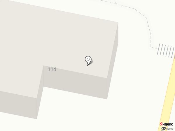 Сандугач на карте Елабуги