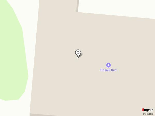 Метровес на карте Елабуги