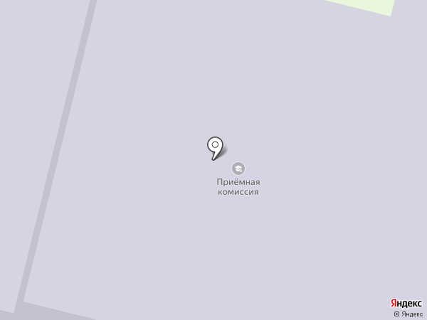 КФУ на карте Елабуги