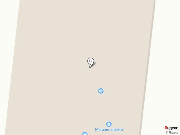 Молоток на карте Елабуги