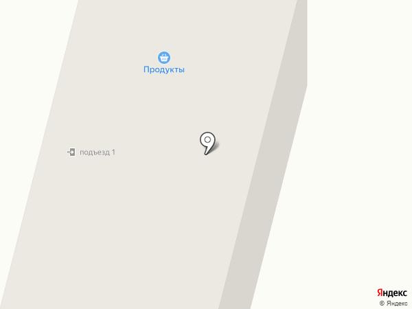 Продуктовый магазин №23 на карте Елабуги