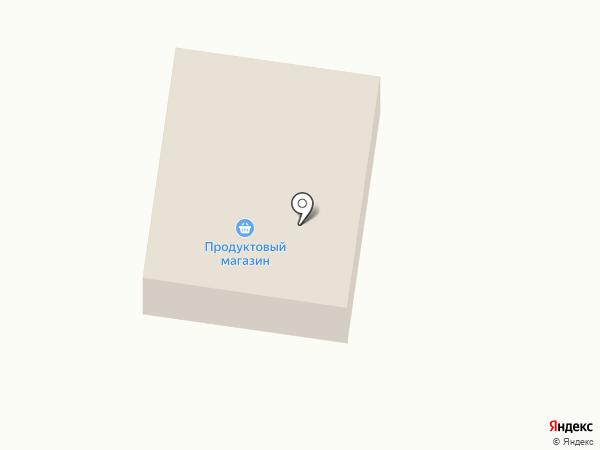 Продукты, магазин на карте Елабуги